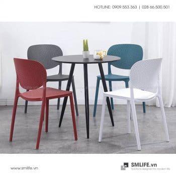 Bộ bàn ghế ăn SHANE GREGG | SMLIFE.vn