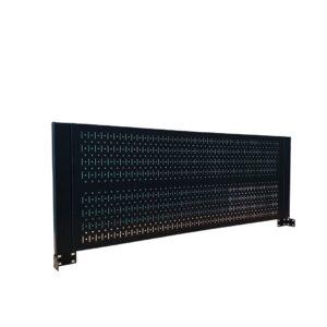 Combo Khung Pegboard Gắn Bàn Làm Việc Cơ Khí SMLIFE Pegboard Desk PDM48132