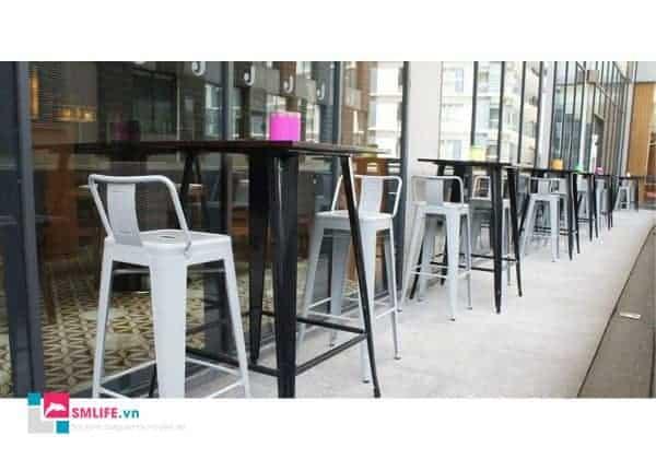 30+ GHẾ CAFE RẺ, BỀN, ĐẸP, THỊNH HÀNH TẠI TP HỒ CHÍ MINH | SMLIFE