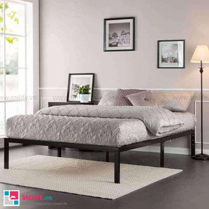 Màu đồng mới lạ và ấm áp cho căn phòng ngủ