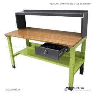 Bàn nguội cơ khí Workbench cho phòng LAB | SMLIFE