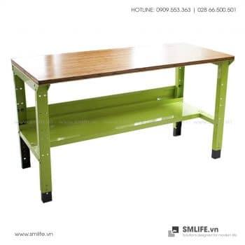 Bàn nguội cơ khí Workbench CƠ BẢN | SMLIFE