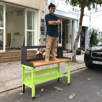 Bàn nguội cơ khí, tủ đựng dụng cụ | SMLIFE