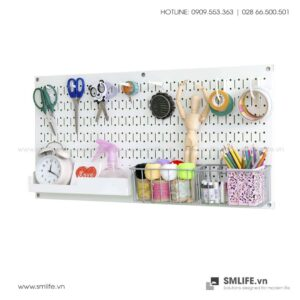 Bảng pegboard may vá SMLIFE