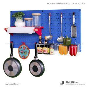 Bảng pegboard nhà bếp S3 SMLIFE