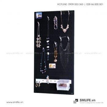 Bảng pegboard trang sức SMLIFE