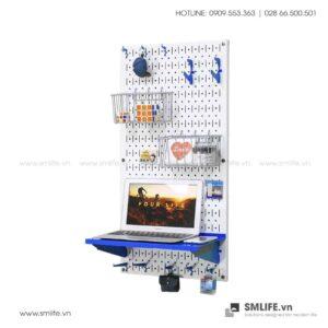 Bảng pegboard văn phòng SMLIFE