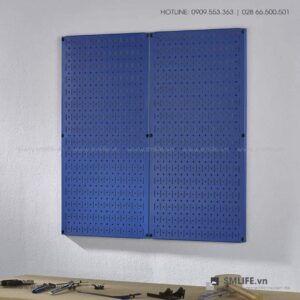 Bộ 2 Bảng treo dụng cụ Pegboard đứng 80×40