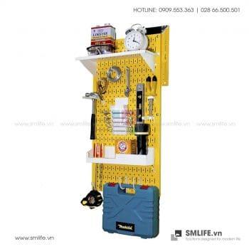 Bảng pegboard cơ khí S1 SMLIFE