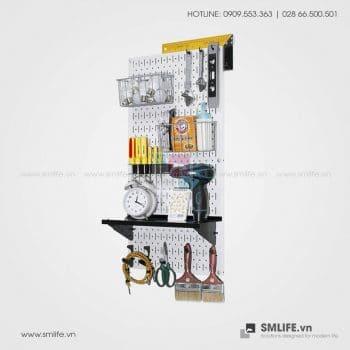 Bảng pegboard cơ khí S2 SMLIFE