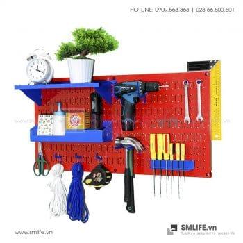 Bảng pegboard cơ khí S3 SMLIFE