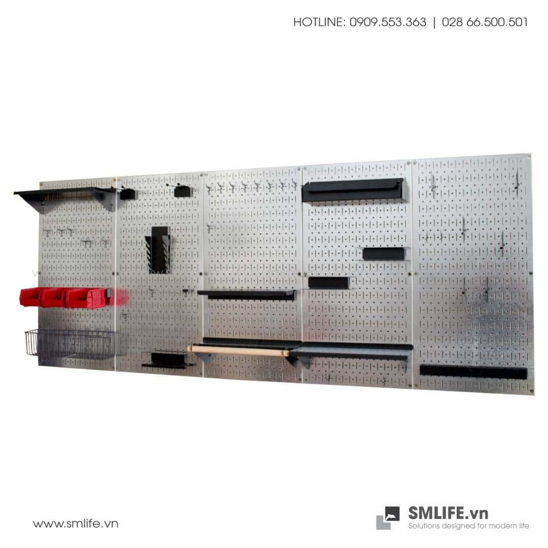 Bảng pegboard cơ khí WB5 SMLIFE