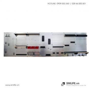 Bảng pegboard cơ khí WB7 SMLIFE