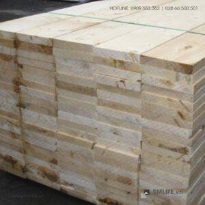Gỗ thông nhập khẩu cao cấp | SMLIFE