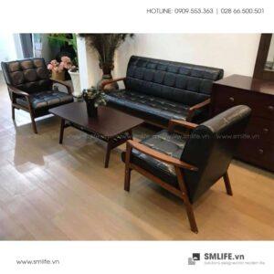 Ghế sofa 1 chỗ ngồi TESLA SMLIFE (2)
