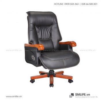 Ghế văn phòng WALSH bọc da cao cấp | SMLIFE