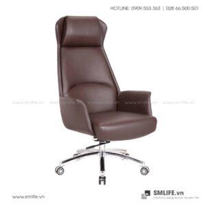 Ghế văn phòng WAN bọc da cao cấp | SMLIFE