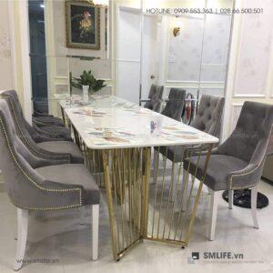 HT - Bộ bàn ăn ALFEIRI BAKER (3)