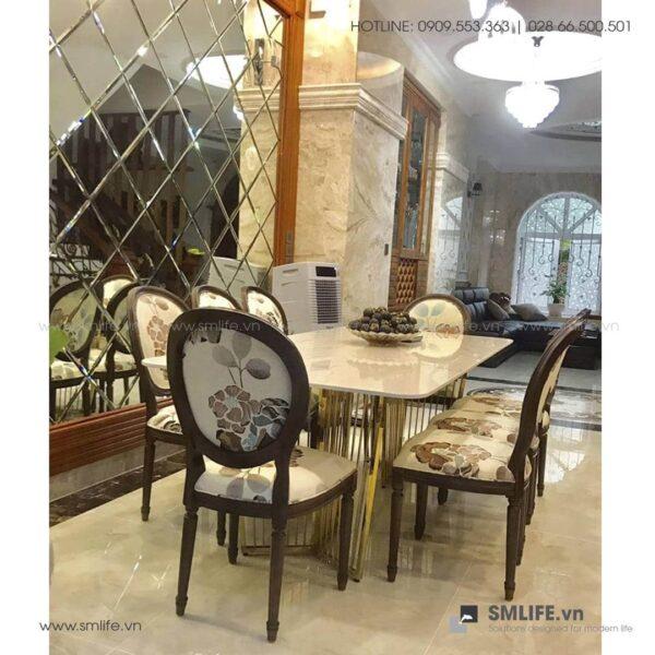HT - Bộ bàn ăn ALFEIRI LOUIS (4)