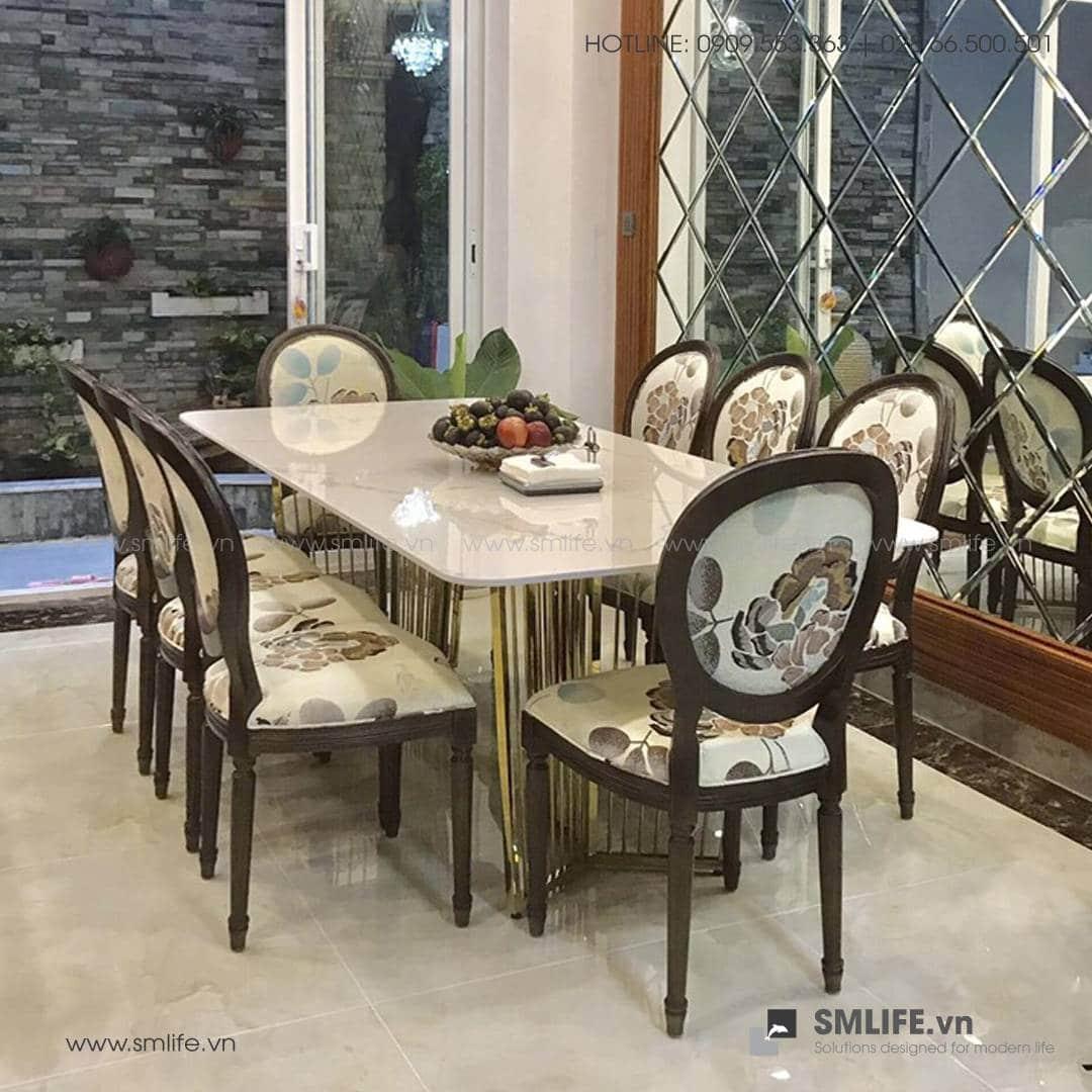 HT - Bộ bàn ăn ALFEIRI LOUIS (5)