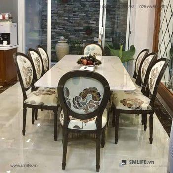 HT - Bộ bàn ăn ALFEIRI LOUIS (6)