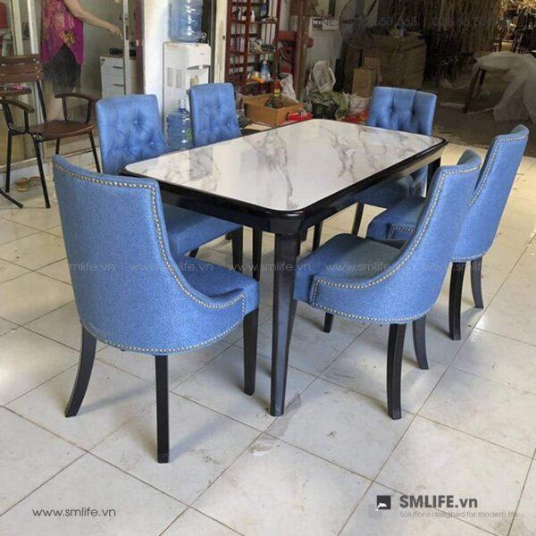 HT - Bộ bàn ăn bằng gỗ KALOTA BAKER (6)