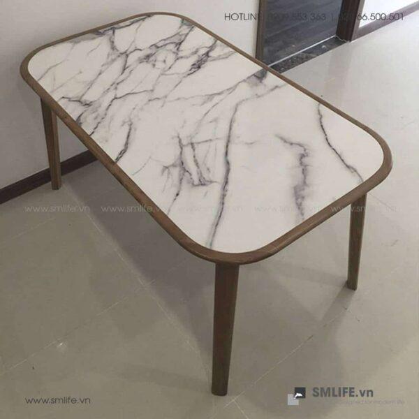HT - Bộ bàn ăn bằng gỗ KALOTA NEVA (5)