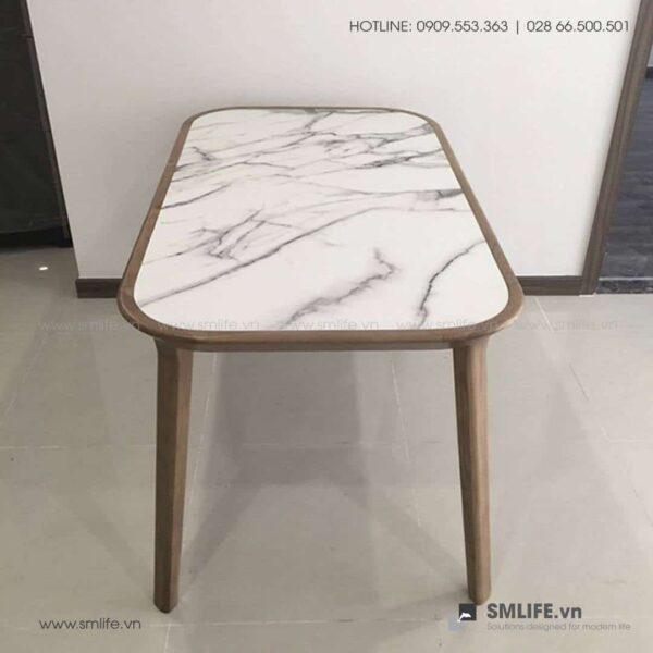 HT - Bộ bàn ăn bằng gỗ KALOTA NEVA (6)