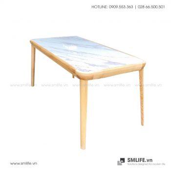 HT - Bộ bàn ăn bằng gỗ KALOTA NEVA (8)