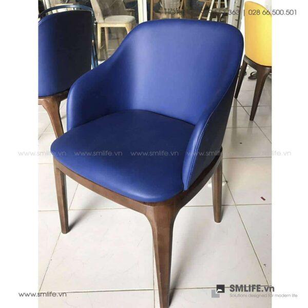 HT - Ghế ăn bằng gỗ GRACE ARMCHAIR (3)