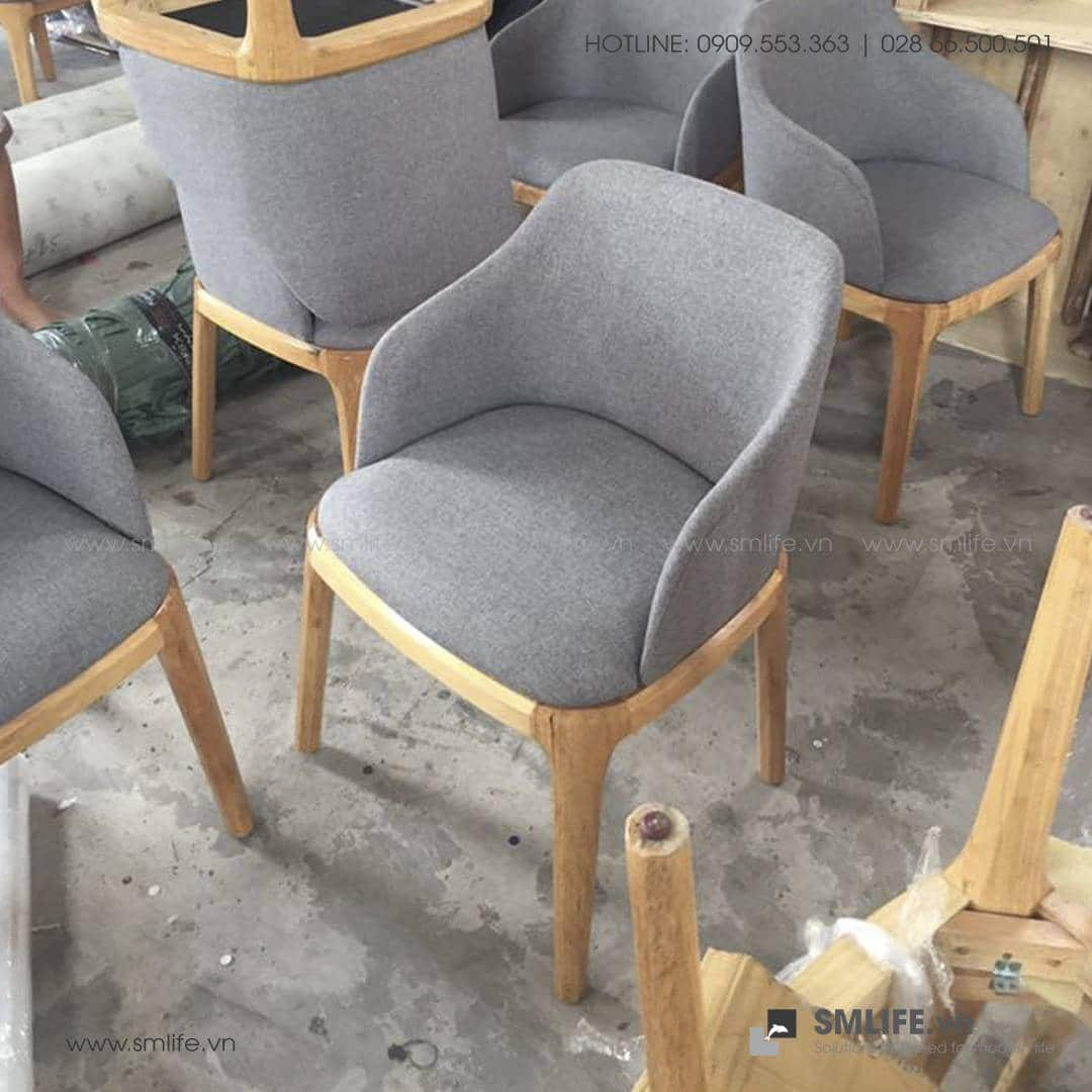 HT - Ghế ăn bằng gỗ GRACE ARMCHAIR (5)