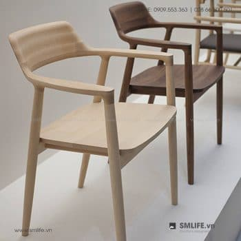 HT - Ghế ăn bằng gỗ HIROSHIMA