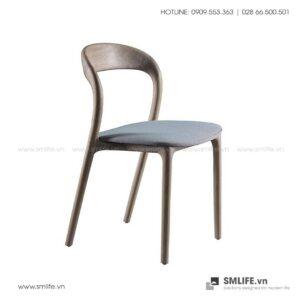 HT - Ghế ăn bằng gỗ NEVA H bọc niệm (5)