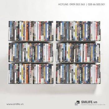 Kệ đĩa CD chữ U 45 (Set 6)