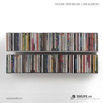 Kệ đĩa CD chữ U 60 (Set 2)
