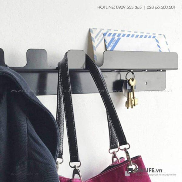 Kệ chìa khóa gắn tường | SMLIFE