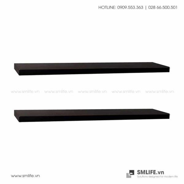 Kệ gỗ gắn tường đơn giản SMLIFE