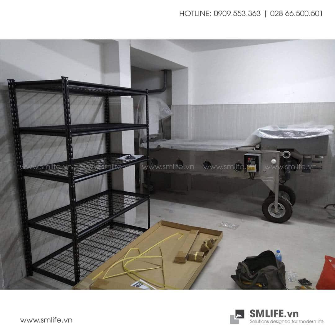Kệ Đa Năng Lắp Ráp 5 Tầng CSPS | SMLIFE