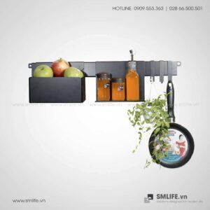 Kệ rack nhà bếp SMLIFE