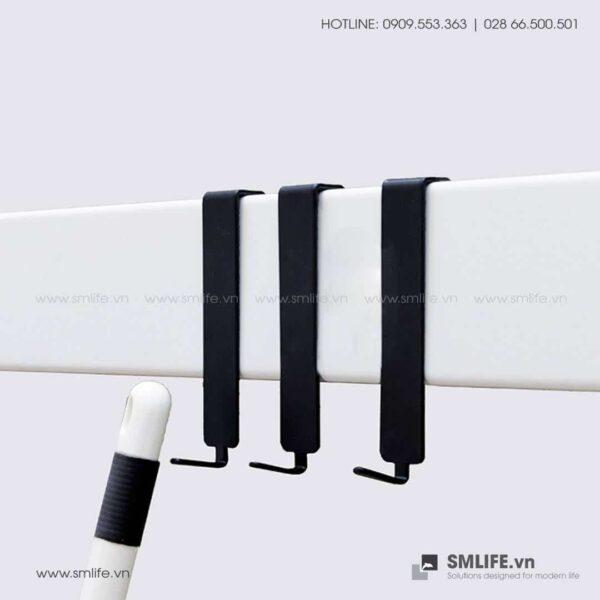Phụ kiện cài kệ rack nhà bếp | SMLIFE