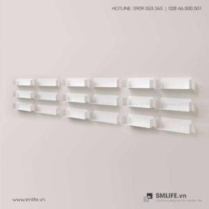 Kệ sách treo tường U60 SMLIFE