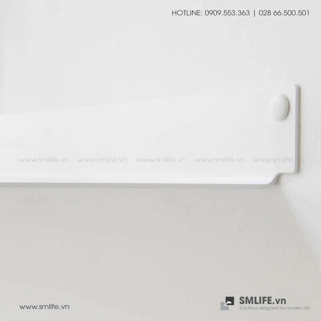 Kệ trang trí gắn tường 4515, kệ thép trang trí SMLIFE