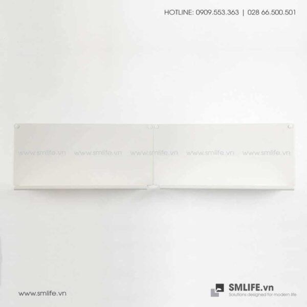 Kệ trang trí gắn tường L45, kệ thép trang trí SMLIFE