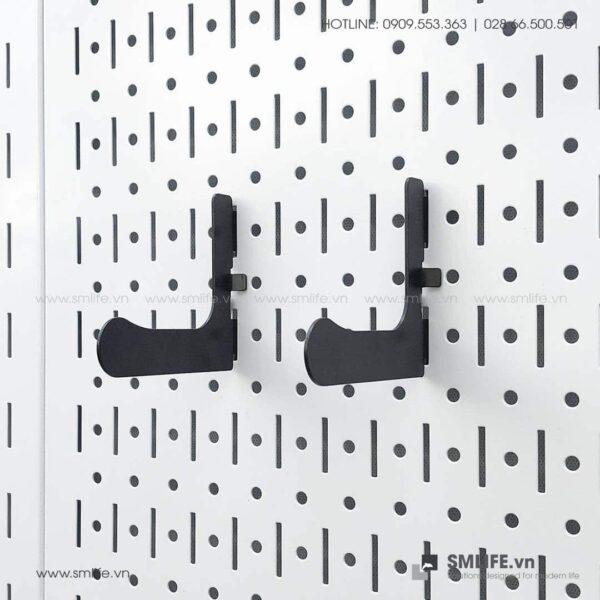 Móc đỡ chữ L pegboard SMLIFE