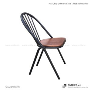 MD - Ghế ăn, ghế café ALVIN (GHE-DMF-S410) (1)