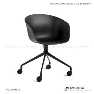 MD - Ghế ăn, ghế café KATIE (GHE-DMF-S203) (1)