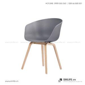 MD - Ghế ăn, ghế café SUSUR (GHE-DMF-S204) (2)