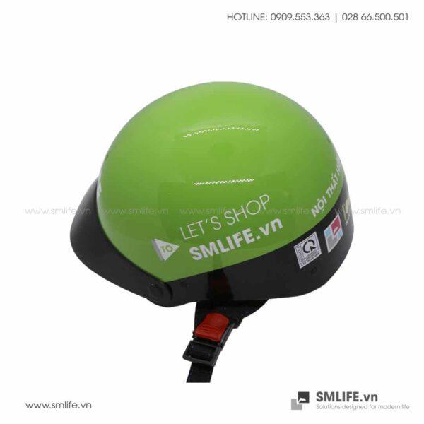 Nón bảo hiểm cao cấp SMLIFE