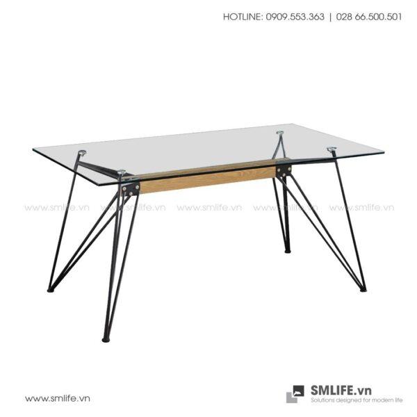 NP - Bàn ăn, bàn café MICHAEL 80x140x75cm - BAN-NPF-T146
