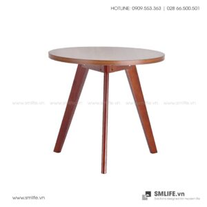 NP - Bàn café SOPHIE Φ60x68cm - BAN-NPF-T01 (2)